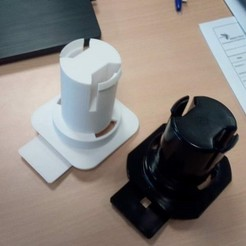 1.jpg Télécharger fichier STL support de bobine  • Design pour imprimante 3D, lehmann