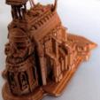 Free 3d printer designs Churchette, iXaarii