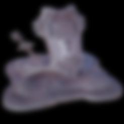 2nd_Chance_Shield_-_Void_lon_iXaarii.stl Télécharger fichier STL gratuit 2ème Chance Bouclier • Design imprimable en 3D, iXaarii