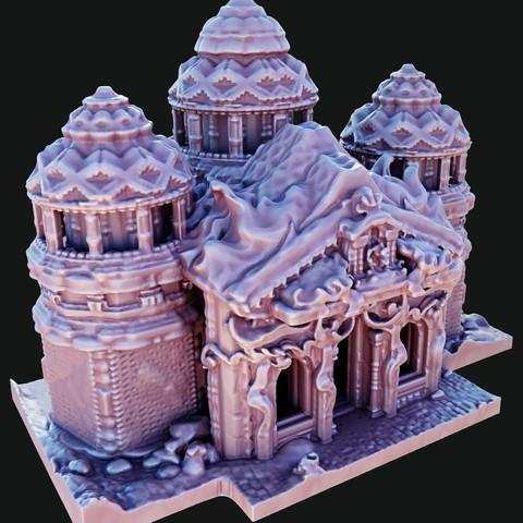 Download STL file Domoidalite print • 3D print model, iXaarii