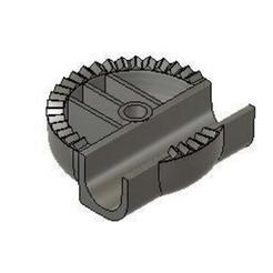 balancelle3.jpg Download STL file Swing roof attachment • 3D printing design, Fix-It_3D