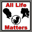 Download free 3D printing designs All Life Matters Plaque, rebeltaz