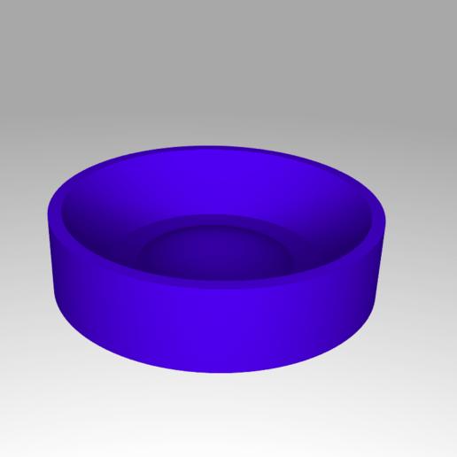 Download free 3D printer files Modified Mold for EggBot, rebeltaz