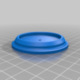Download free STL file Lawnmower Blade Balancer and Adapters • 3D print object, rebeltaz