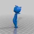 Download free STL file Cindy Lou Who • 3D printable template, rebeltaz
