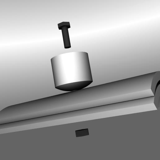 render.png Download free STL file Christmas Tree Stand Stabilizers • 3D printable design, rebeltaz