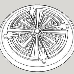 84e4af4232b9fa9fa207a622adbcad91_display_large.jpg Télécharger fichier STL gratuit Médaillon Haven Tattoo Design Medallion • Plan pour impression 3D, rebeltaz