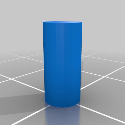 LegLamp_pins_x6.png Download free STL file A Christmas Story Leg Lamp - Biggerized • 3D printable model, rebeltaz