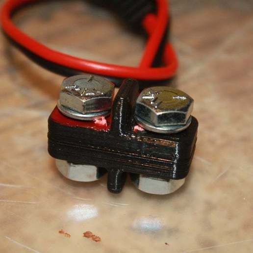 IMG_1892.JPG Download free STL file Charge Adapter • 3D printable model, rebeltaz