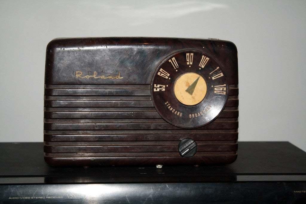 "IMG_1836.JPG Download free STL file Old Radio Knob with 1/4"" D Shaft • Model to 3D print, rebeltaz"