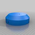 LegLamp_Base.png Download free STL file A Christmas Story Leg Lamp - Biggerized • 3D printable model, rebeltaz