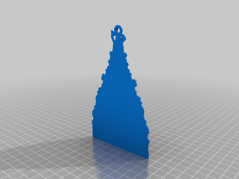 PrinceMas_modified.png Download free STL file PrinceMas Ornament with Lighted Base • 3D print template, rebeltaz