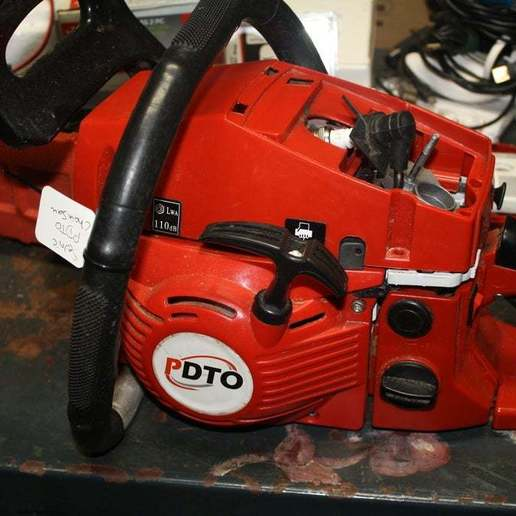 IMG_1856.JPG Download free STL file Chinese PDTO Chainsaw Choke Lever - Fringe Case # 869d • 3D printer design, rebeltaz