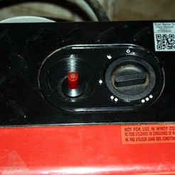 Télécharger objet 3D gratuit Panneau de commande pour le réchauffeur au propane ProTemp PT-18-PCH-A, rebeltaz