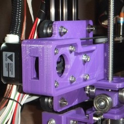 8bec1aabc220384d0197cfc5f84caa0b_display_large.JPG Download free STL file X-Axis Motor Mount, Strengthened • 3D printing object, rebeltaz