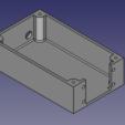 Télécharger objet 3D gratuit Boîte de projet électrique sur mesure, rebeltaz