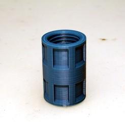 Download free 3D printer model Oil to Oil Adapter, rebeltaz