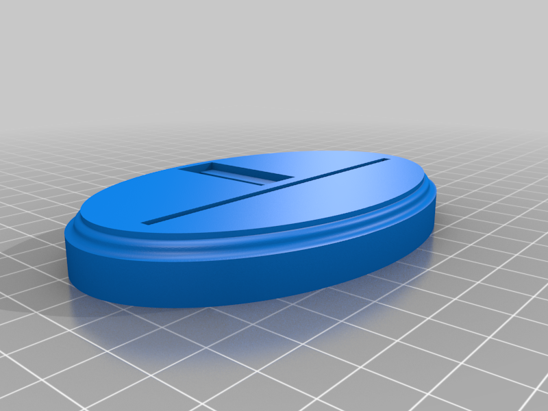 base.png Download free STL file PrinceMas Ornament with Lighted Base • 3D print template, rebeltaz