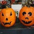 Download free 3D model Mr. PumpkinHead Easy Peasy Jack-o-Lanterns, rebeltaz