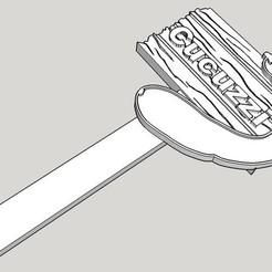 Télécharger objet 3D gratuit Piquets / Tags de nom de jardin, rebeltaz