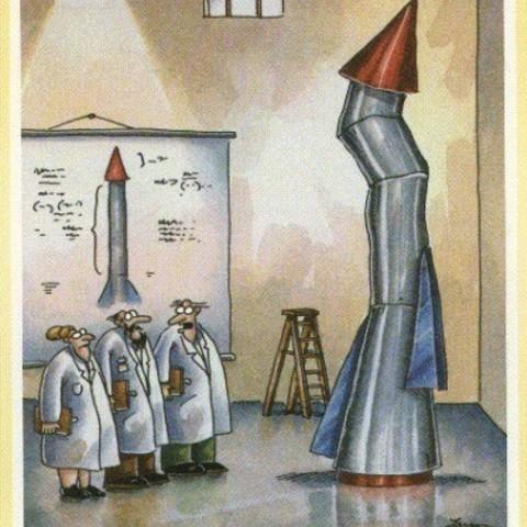 Descargar modelo 3D gratis No somos científicos de cohetes - a gran escala, rebeltaz