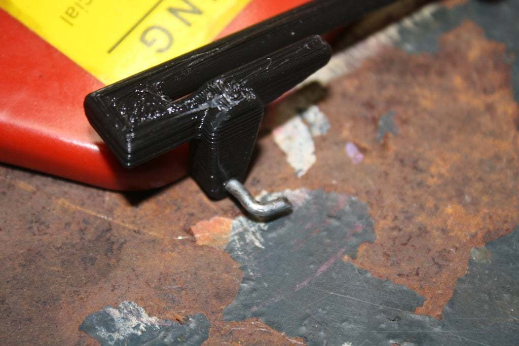 IMG_1858.JPG Download free STL file Chinese PDTO Chainsaw Choke Lever - Fringe Case # 869d • 3D printer design, rebeltaz