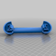 Download free STL file Box Fan Repalcement Handle • Template to 3D print, rebeltaz