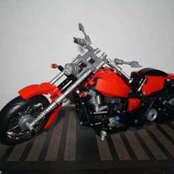 IMG_1674.JPG Télécharger fichier STL gratuit Modifications de la moto de Herlay Dovidsan (Sembo) • Plan à imprimer en 3D, rebeltaz
