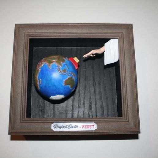 IMG_1825.JPG Download free STL file Project Earth - Reset • 3D printable model, rebeltaz