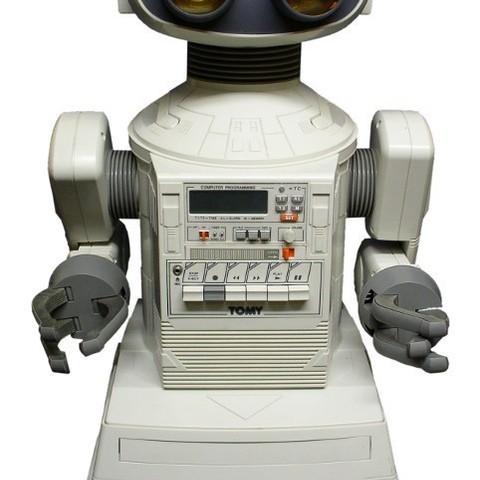 Archivos 3D gratis Junta de brazo Omnibot 2000, rebeltaz