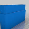 body.png Download free STL file 5.56 / .223 Ammo Storage Box (20 rds) • 3D printable object, rebeltaz