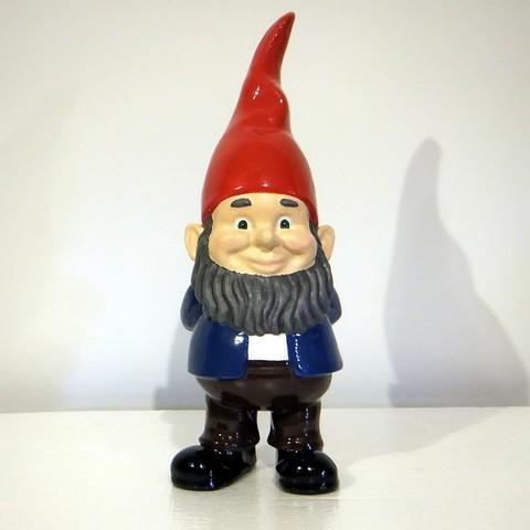 Impresiones 3D gratis Bad Gnome - Sobredimensionado, rebeltaz