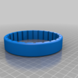 Download free STL file Can-Am Fuel Pump Retaining Ring Wrench - Outlander 570 EFI plus Others • Object to 3D print, rebeltaz