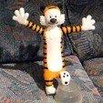 Download free STL file Hobbes • 3D print object, rebeltaz