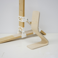 Download free 3D printer designs Joints for Bending Plywood, RyoKosaka