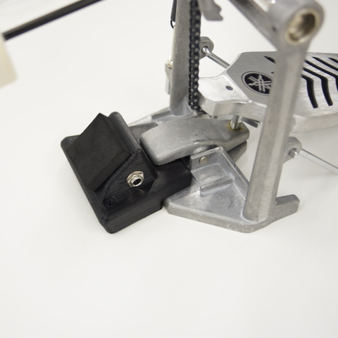 Free 3D print files Kick Trigger Unit, RyoKosaka