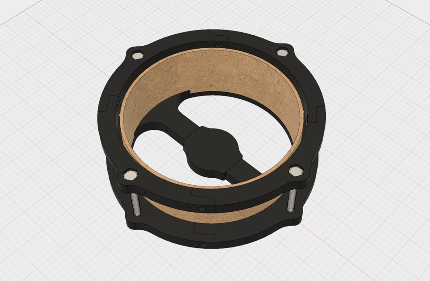 Capture d'écran 2017-08-21 à 10.57.19.png Download free STL file 6 inch e-drum pad with small 3d printer • 3D print object, RyoKosaka