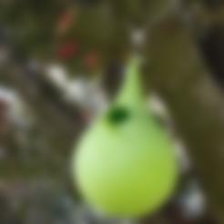 Download STL file Drop birdhouse • 3D printing model, Turbostar