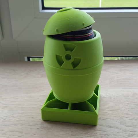 Télécharger fichier 3D gratuit Can Bomb, Turbostar
