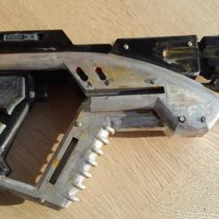 Descargar modelos 3D gratis M3 Predator Mass Effect, Turbostar