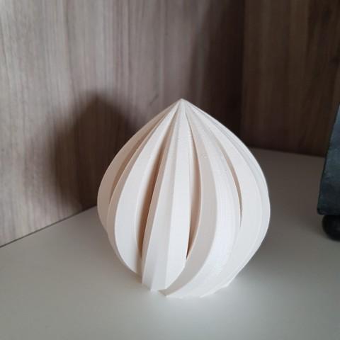 Download STL file Decorative Eggs A4 • 3D printer model, Turbostar