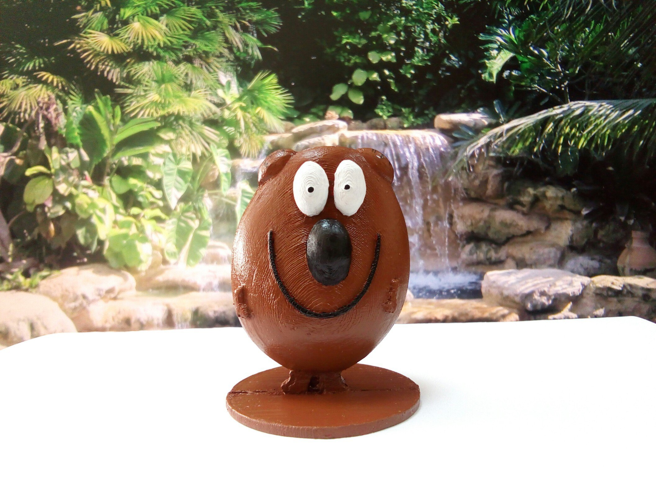 aayfieY8RSQ.jpg Download STL file Funny koala • 3D print model, MaDdIaBlO