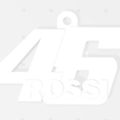 Télécharger fichier imprimante 3D ROSSI KEYRING, Pin