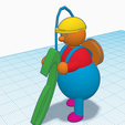 STRATOMAKER.png Download free STL file STRATOMAKER WORKER • 3D printer template, DanielGimenezFosch