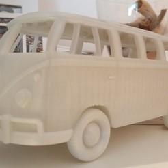 Objet 3D gratuit Volkswagen Bus des années 1970, DanielGimenezFosch