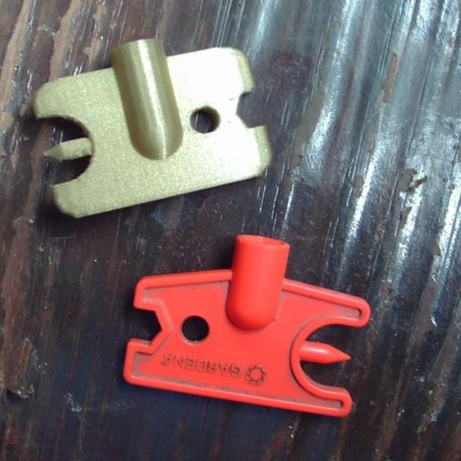 Télécharger objet 3D gratuit clé gardena, Jicede71