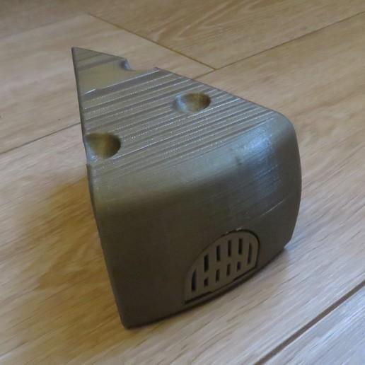 Download free STL file Cheesy Mouse Trap, Jicede71