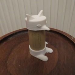 Modelos 3D para imprimir gratis Cork Pals: Corcastic Mr. Fox, Jicede71