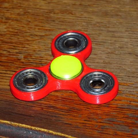 Free 3d printer designs Spinner, Jicede71