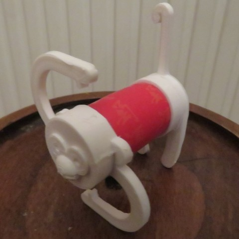 Free 3D model Cork Pals: Monkey Business, Jicede71